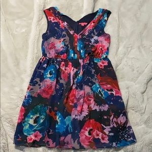 Floral Betsey Johnson dress